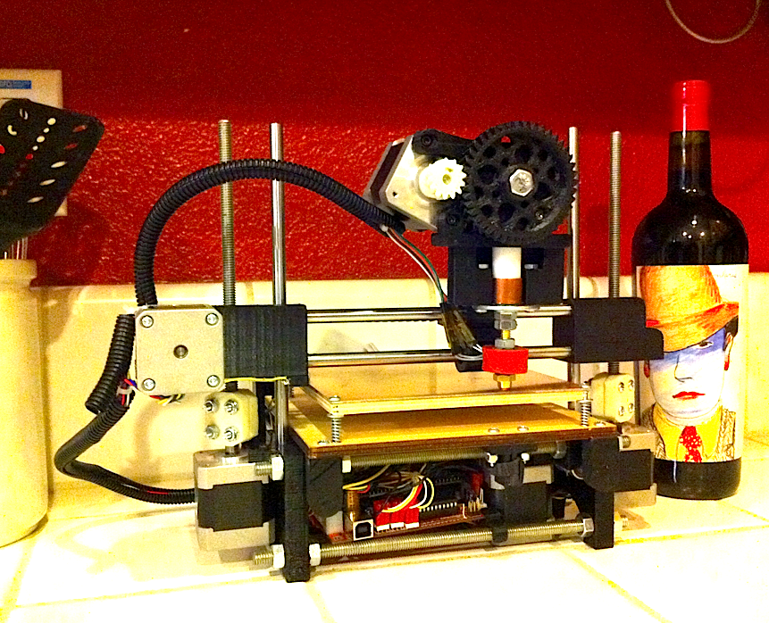 Printrbot at home