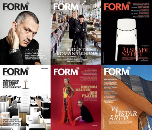 FORM Magazines